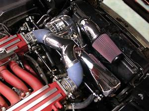 Paxton Superchargers - Dodge Viper 1992-2006 - Paxton Superchargers - Dodge Viper GTS Coupe 2000-2002 8.0L - Paxton Supercharger NOVI 2000 Tuner Kit