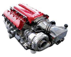 Paxton Superchargers - Dodge Viper SRT-10 2003-2006 8.3L - Paxton Supercharger NOVI 2000 Complete Kit