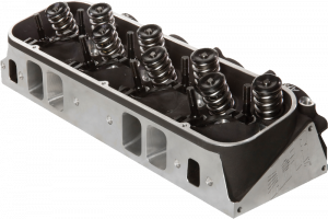 Air Flow Research Cylinder Heads - AFR - Big Block Chevy Rectangle Ports - Air Flow Research - AFR 345cc BBC Marine Rectangle Port Cylinder Heads, Partially Ported