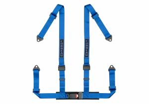 Blue 4-Point Bolt-In