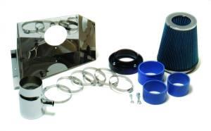 MAC Air Intake CHEVROLET/GMC - Trailblazor/Envoy - MAC Performance - MAC Chevy/GMC 1996-1999 454 Truck & SUV Air Induction System