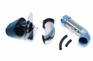 MAC Air Intake FORD - Mustang 96-04 2V GT & 4V Cobra - MAC Performance - MAC Ford Mustang GT 4.6L 1996-2004 Fenderwell Mount Cold Air System