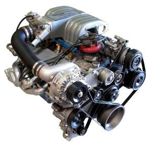 Ford Mustang 1986-1993 5.0L Entry Level - Paxton Supercharger NOVI 1220SL Complete Kit