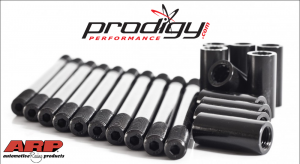 Prodigy Performance - ARP Head Studs Jeep Wrangler 2007-2011 JK 3.8L Prodigy Performance