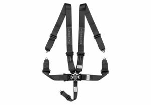 Interior - Corbeau Seat/Harness Belts & Pads - Corbeau - Corbeau 3'' Competition SFI Seat Belts