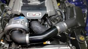 ATI / Procharger Superchargers - Ford Mustang Prochargers 2015-2019 - ATI/Procharger - Ford Mustang GT 5.0L 2015-2017 Procharger Supercharger HO Intercooled Tuner Kit w/ Factory Airbox