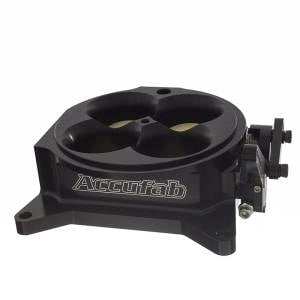 Accufab Racing - Accufab 4-Barrel 4150 Black Throttle Body - Image 1