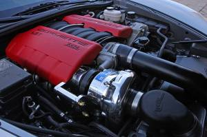 ATI/Procharger - Corvette C6 Z06 LS7 2006-2013 Procharger Supercharger Stage II Intercooled P1SC1 - Image 2