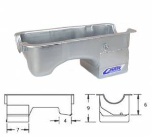 Canton Racing Products - Ford Mustang 289/302 Canton 7 Quart Deep Rear Sump Oil Pan - Image 5
