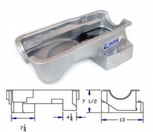 Canton Racing Products - Ford Mustang 289/302 Canton 7 Quart T-Style Rear Sump Oil Pan - Image 5