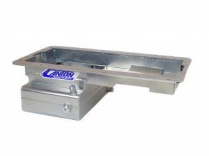 Canton Racing Products - Ford Mustang Coyote 5.0L Canton Front T Sump Road Race Oil Pan - Image 1