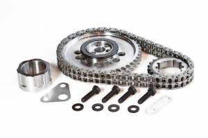 Valvetrain - Rollmaster Timing Chain  - Romac Performance - Rollmaster Red Series Performance Timing Chain - Ford Small Block 302/351W
