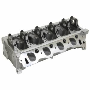 TFS Cylinder Heads - Small Block Ford - Twisted Wedge Street/Strip Cylinder Heads for Small Block Ford - Trickflow - Trickflow Twisted Wedge Ford 4.6L/5.4L Race 195cc CNC Ported Cylinder Head Bare Casting 44cc Chamber