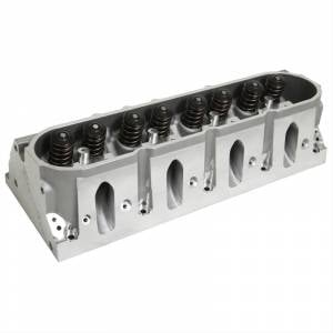 TFS Cylinder Heads - Small Block Chevy - GenX Street/Strip Cylinder Heads for GM LSX - Trickflow - Trickflow GenX® Cylinder Heads, GM LS1, 220cc Intake, Titanium Retainers, Max Lift .600