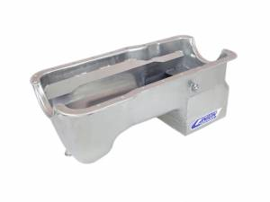 Canton Street/Strip/Road Race Oil Pans - Ford Street/Strip/Road Race Oil Pans - Canton Racing Products - Ford Mustang 351W Canton 7 Quart Rear Sump Oil Pan