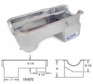 Canton Racing Products - Ford Mustang 351W Canton 7 Quart Rear Sump Oil Pan - Image 5