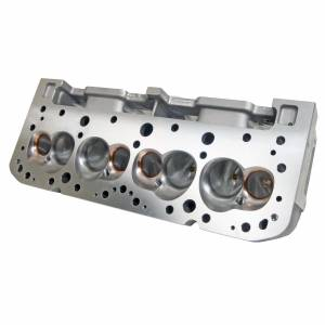 TFS Cylinder Heads - Small Block Chevy - Ultra 18 Cylinder Heads for Small Block Chevrolet - Trickflow - Trickflow Ultra 18 Cylinder Heads, SB Chevy, 250cc Intake, Bare