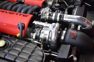 A&A Corvette - A&A Corvette Supercharger Tuner Kit 1997-2004 C5 Vortech V3-Si Ram Air Intercooled