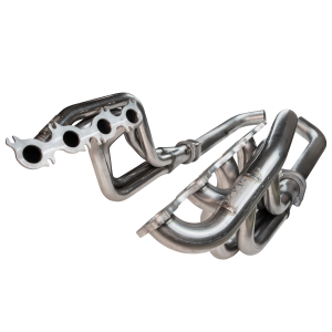 "Kooks Headers - Kooks Headers Ford Mustang - Kooks Headers - Right Hand Drive Ford Mustang GT 2015-2020 Kooks Long Tube Headers 1 7/8"" x 3"" with Off Road Connection Pipes"