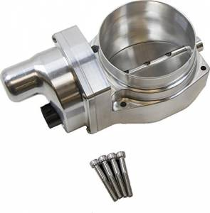 Air Induction - Nick Williams Performance - Nick Williams Performance - Nick Williams Electronic Drive-By-Wire 102mm Throttle Body for Boosted Applications - Polished