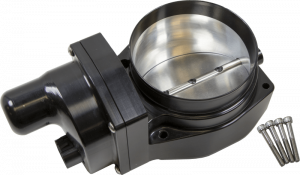Nick Williams Performance - Nick Williams Electronic Drive-By-Wire LS 102mm Throttle Body for Boosted Applications - Black