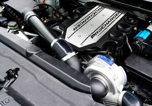 ATI / Procharger Superchargers - Toyota Truck Prochargers - ATI/Procharger - Toyota 4Runner 4.0L 2010-2020 Procharger - HO Intercooled D-1SC Complete Kit