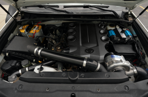 ATI / Procharger Superchargers - Toyota Truck Prochargers - ATI/Procharger - Toyota 4Runner 4.0L 2010-2020 Procharger - HO Intercooled D-1SC Tuner Kit