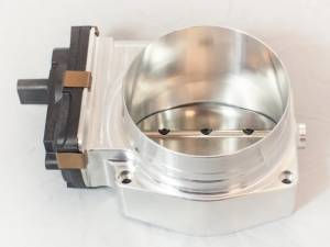Air Induction - Nick Williams Performance - Nick Williams Performance - Nick Williams Electronic Drive-By-Wire LT 112mm Throttle Body - Polished