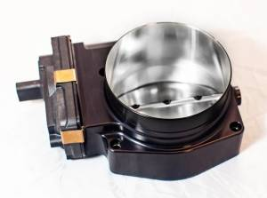Nick Williams Performance - Nick Williams Electronic Drive-By-Wire LT 112mm Throttle Body - Black
