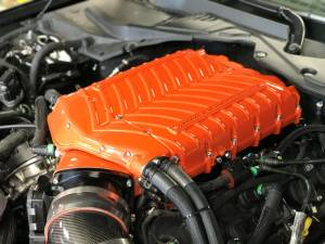 Whipple Superchargers - WhippleGen 5 3.0L Supercharger Ford Mustang GT 5.0L 2015-2017 Stage 2 Intercooled Kit W185RF - Image 3
