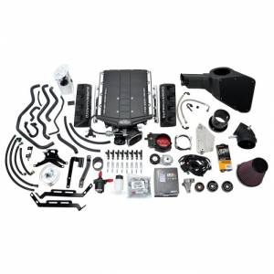 Edelbrock Superchargers - Mustang Edelbrock Superchargers - Edelbrock - Ford Mustang Coyote 5.0L 2015-2017 Edelbrock Stage 2 Complete Supercharger Kit With Tune