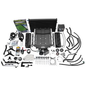Edelbrock Superchargers - Mustang Edelbrock Superchargers - Edelbrock - Ford Mustang 5.0L 2015-2017 Edelbrock Stage 1 Complete Supercharger Intercooled Kit Without Tune