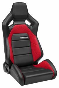 Corbeau - Corbeau Sportline RRX Reclining Racing Seats (Pair)