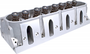 Air Flow Research Cylinder Heads - AFR - LSX Chevrolet - Air Flow Research - AFR Chevy 210cc Enforcer As-Cast LS1 Cylinder Head, 64cc Chambers, Assembled