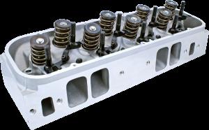 Air Flow Research Cylinder Heads - AFR - Big Block Chevy Rectangle Ports - Air Flow Research - AFR Chevy 325cc Enforcer As-CastBBCCylinder Head, 122cc Chambers, Assembled