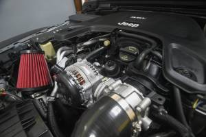 RIPP Superchargers - Dodge/Jeep Truck RIPP Superchargers - Jeep JT Gladiator 3.6L 2019-2020 Intercooled V3 Si RIPP Supercharger Kit - Manual