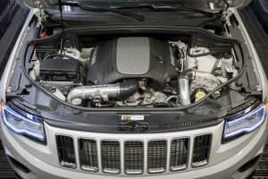 Ripp Superchargers - Jeep Grand Cherokee 5.7L HEMI 2015 Intercooled V3 Si RIPP Supercharger Kit - Silver