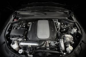 RIPP Superchargers - Dodge/Jeep Truck RIPP Superchargers - Dodge Durango 5.7L 2011-2014 Intercooled V3 Si RIPP Supercharger Kit - Black