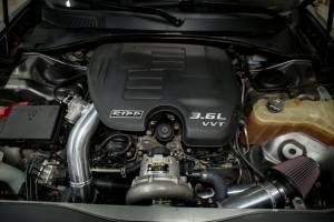 Ripp Superchargers - Dodge Challenger 3.6L 2018-2020 Intercooled V3 Si RIPP Supercharger Kit  - Black