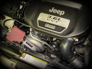 RIPP Superchargers - Dodge/Jeep Truck RIPP Superchargers - Jeep JK Wrangler 3.6L 2012-2014 Intercooled V3 Si RIPP Supercharger Kit CARB Legal- Manual