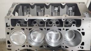 Short Blocks - Chevy Short Blocks - TREperformance - DART LS Next SHP 427ci 9.240 Deck LSX Stroker Short Block