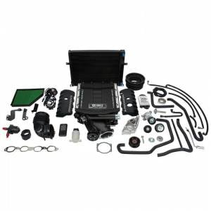 Edelbrock - Chevy Camaro SS LT1 6.2L 2016-2018 Edelbrock Stage 1 Complete Supercharger Intercooled Kit With Tune