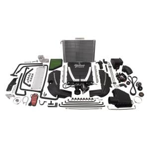 Edelbrock - Chevy Camaro SS L99 2010-2015 Edelbrock Stage 1 Complete Supercharger Intercooled Kit With Tune - Auto