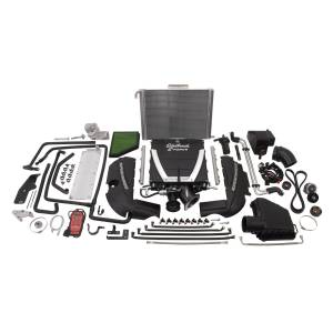 Edelbrock - Chevy Camaro SS L99 2010-2015 Edelbrock Stage 1 Complete Supercharger Intercooled Kit Without Tune - Auto