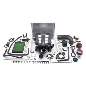 Edelbrock - Dodge Ram 1500 5.7L 2015-2018 Edelbrock Stage 1 Complete Supercharger Intercooled Kit With Tune