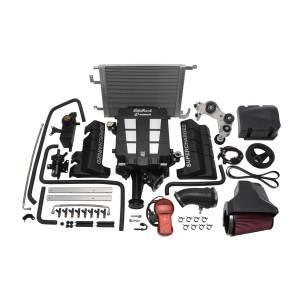 Edelbrock - Chrysler/Dodge 6.1L 2006-2010 Edelbrock Stage 1 Complete Supercharger Intercooled Kit With Tune