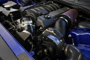 ATI/Procharger - Dodge Challenger SRT-8 HEMI 6.4L 2015-2020 Procharger - Stage II Intercooled P1SC1 / P-1X Complete Kit - Image 5