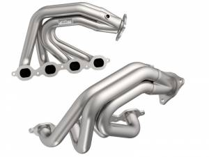 Kooks Headers - Chevy Corvette C8 2020 Kooks Super Street Series Headers 1-7/8""