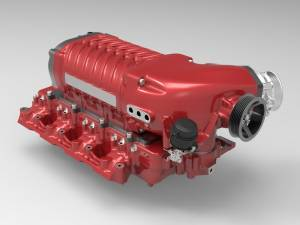 Whipple Superchargers - Whipple GM 2019-2021 5.3L Truck Gen 5 3.0L Supercharger Intercooled Complete Kit - Image 3