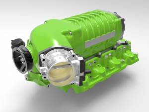 Whipple Superchargers - Whipple GM 2019-2020 6.2L Truck Gen 5 3.0L Supercharger Intercooled Complete Kit - Image 5